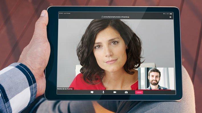 Terapia online en dispositivos móviles