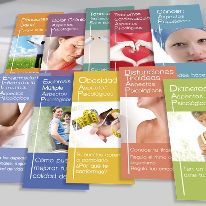Todos los folletos de emociones y salud