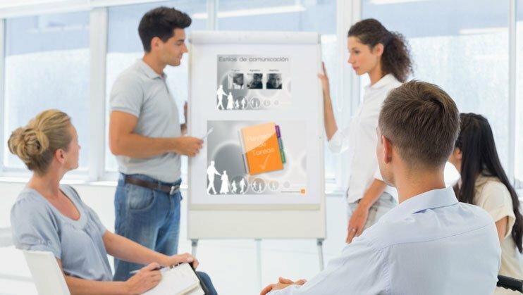 Psicología Organizacional y Formación a Empresas