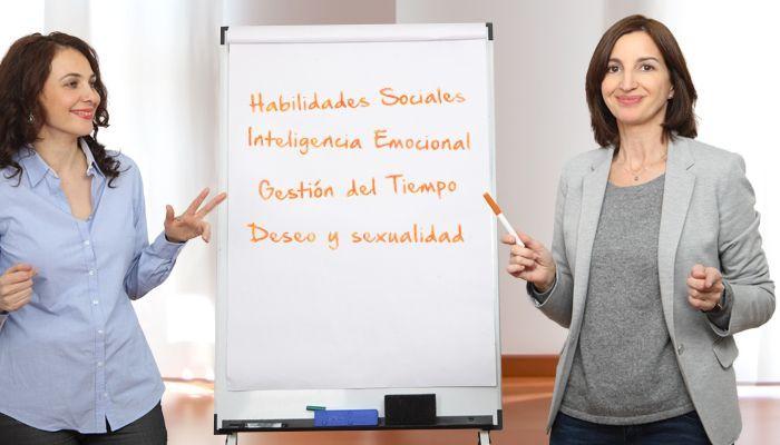 Cursos de Educación Emocional y Social