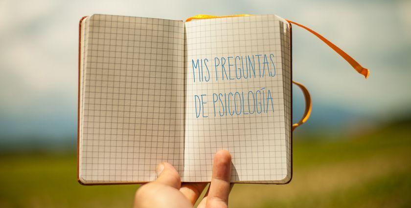 Preguntas de Psicología