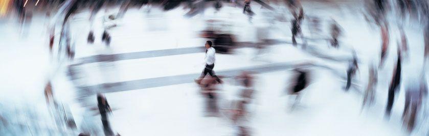 El estrés cambia nuestra percepción del entorno