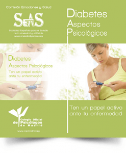 Folleto de los aspectos psicológicos de la Diabetes