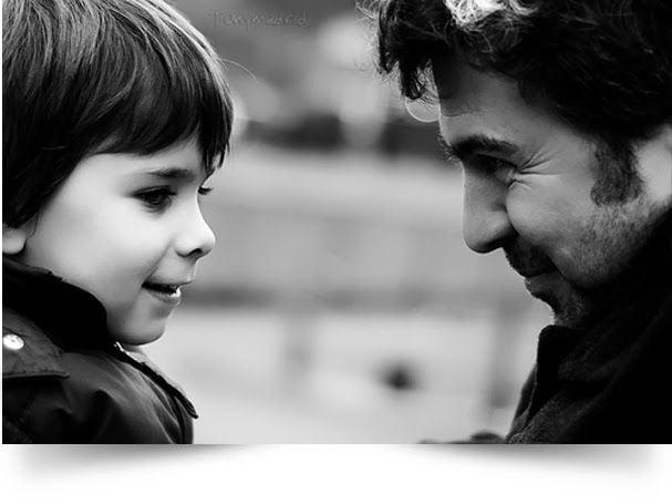 Sr padres. Nuestra imagen ante los hijos