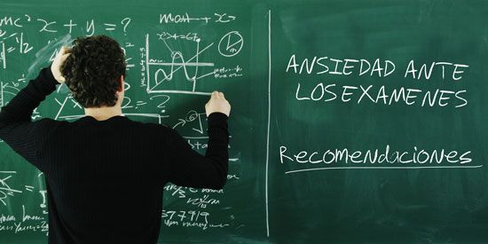 Combatir la ansiedad ante los exámenes