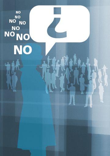 La asertividad y aprender a decir no