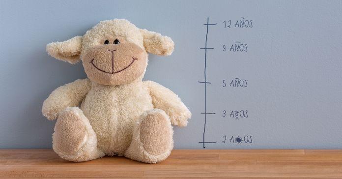 Miedos infantiles evolutivos según la edad del niño