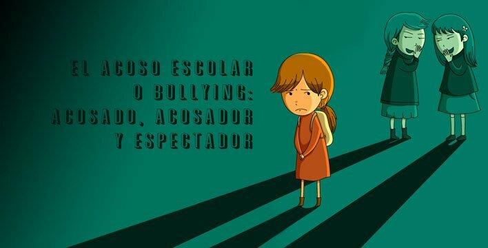En el acoso escolar o bullying todos los niños son víctimas, también el acosador
