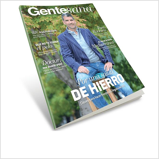 Artículo en Revista Gente Sana