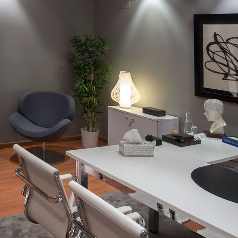 Centro de Atención Psicológica | Sala de Consulta