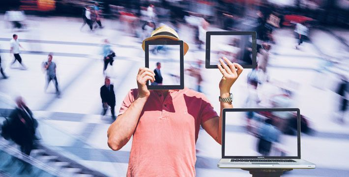 La dependencia a Internet y a los dispositivos tecnológicos