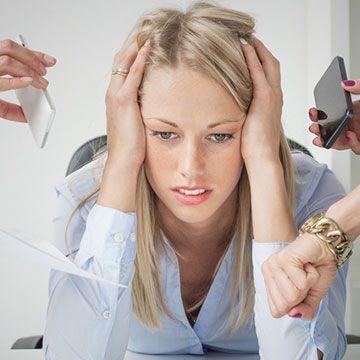 Estrés Laboral y Asertividad