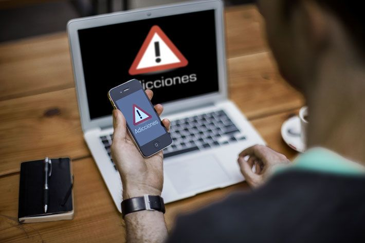 Adicciones y Dependencias a Internet