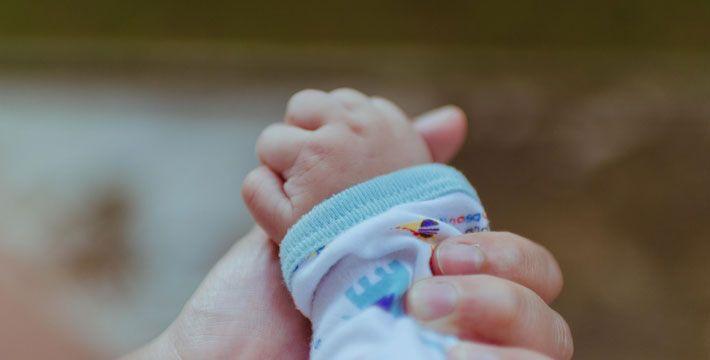 Imagen anhelada cuando quiero ser madre
