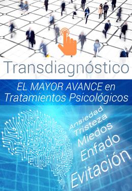 Nuevo programa de Tratamiento Transdiagnóstico