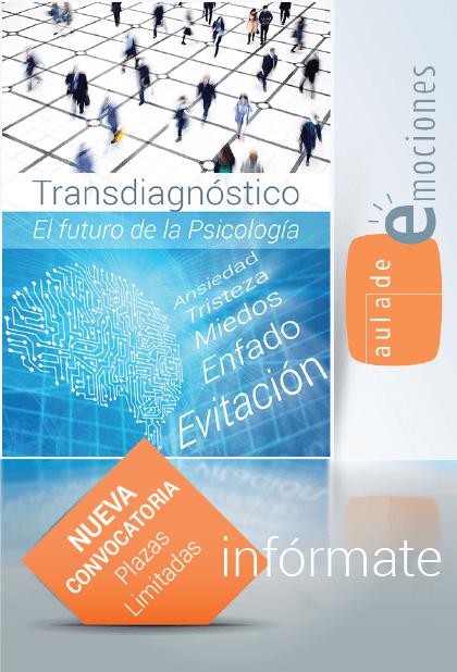 Tratamiento Transdiagnóstico. Nuevo programa