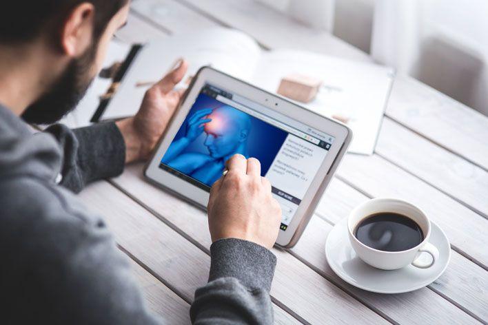 Tecnología de la salud: Cybercondría o Hipocondría Digital