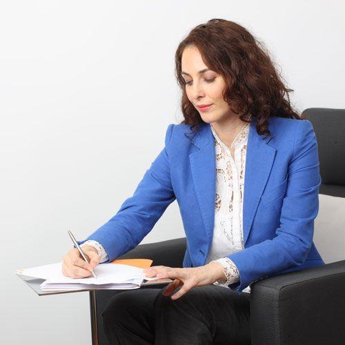 Experta en sindrome de burnout