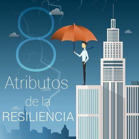 8 atributos de la resiliencia