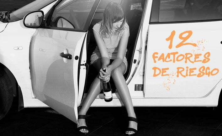12 factores de riesgo del alcohol en adolescencia