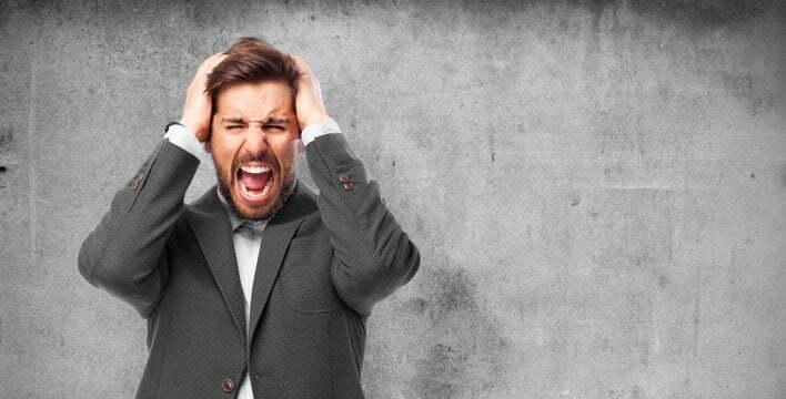 Ira y control de las emociones