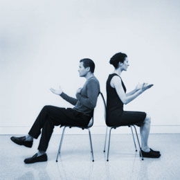 Problemas de comunicación en la pareja y asertividad