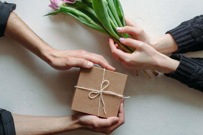 El regalo en la comunicación de la pareja