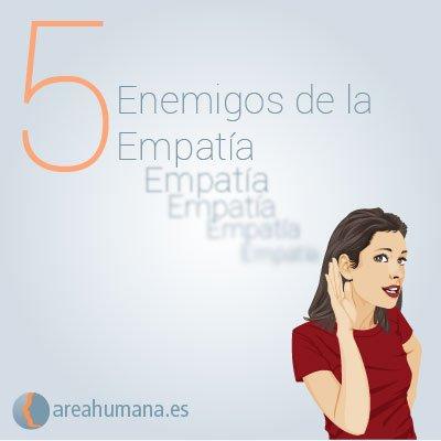 5 enemigos de la empatía