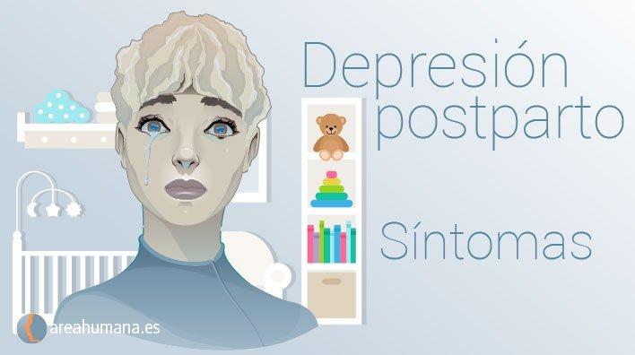 Síntomas de la depresión postparto
