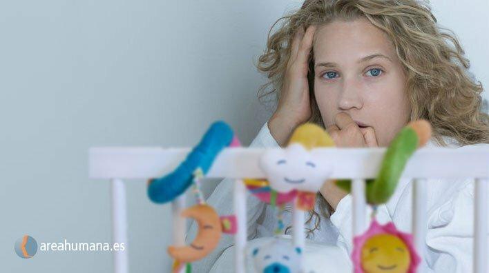 El nacimiento de un bebé debería ser motivo de alegría… ¿Por qué me invade la tristeza?