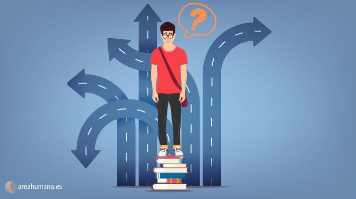 Tomar decisiones sobre el futuro universitario