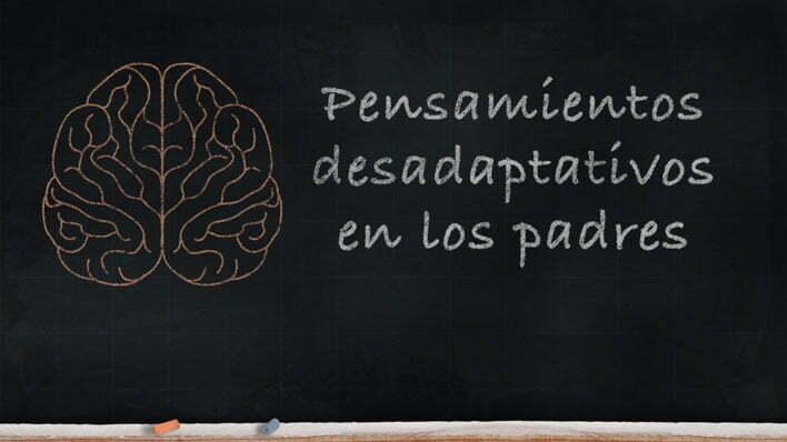 Sobreprotección Infantil pensamientos desadaptativos en padres