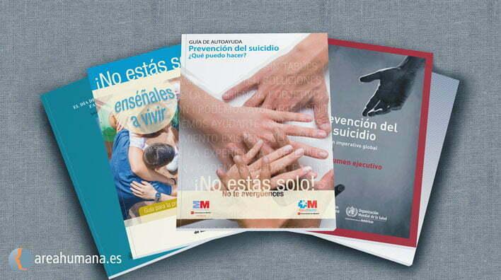 Mejores guías prevención de suicidios