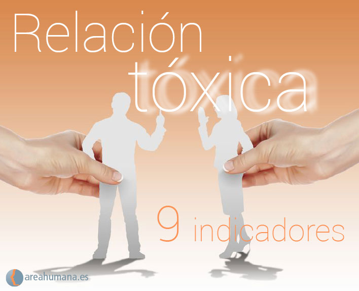 9 signos de relación tóxica