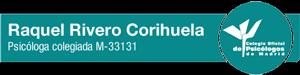 Logo COPM Raquel Rivero Corihuela