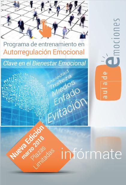 Programa de Entrenamiento en Autorregulación Emocional. Nueva edición 2018