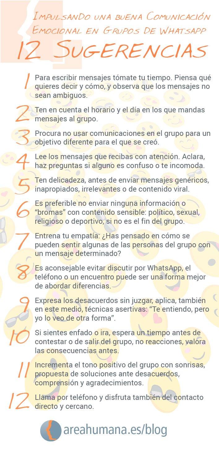 12 consejos para la buena comunicación emocional