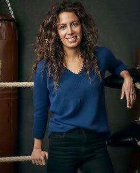 Laura Madrueño, periodista y apasionada del deporte