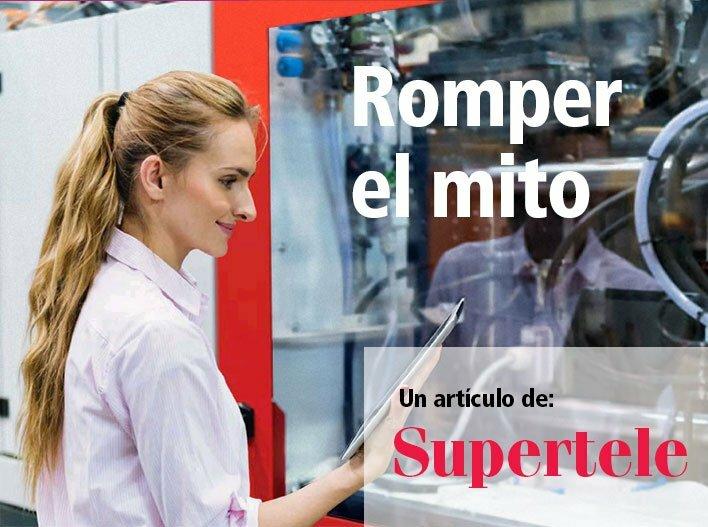 Marta Giménez en Supertele sobre estereotipos de género