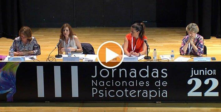 Mesa de debate sobre la divulgación de la Psicología en los Medios