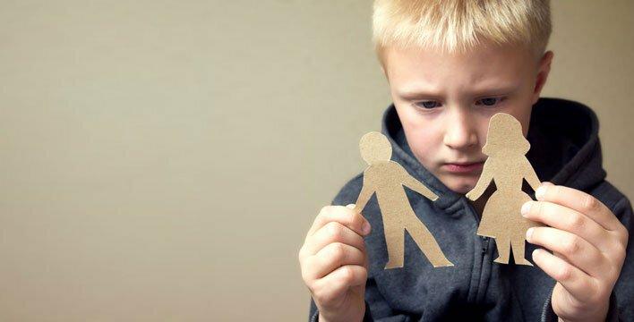 Consecuencias del divorcio para los hijos