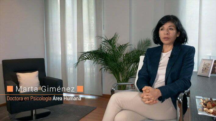 Marta Giménez en vídeo sobre Salud Emocional