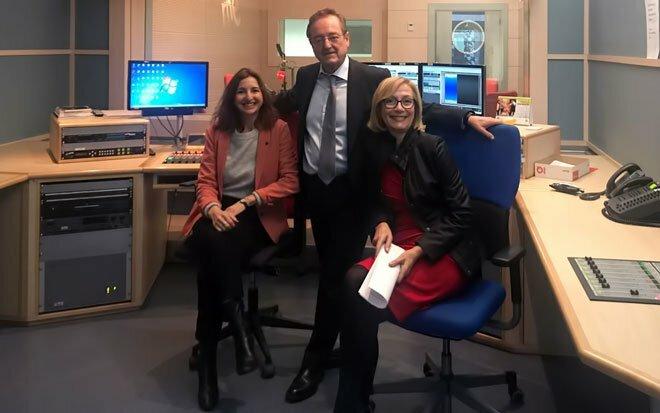 Julia Vidal en Estamos como queremos de Radio 5 sobre salud cardiovascular