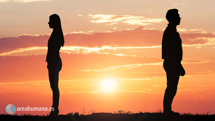 Fases en una crisis de pareja