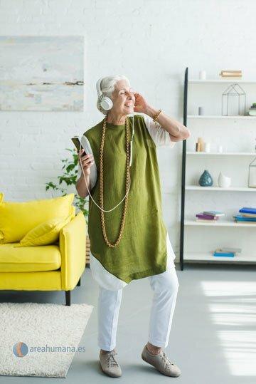 Actividades en el envejecimiento activo