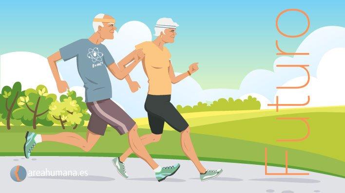 Envejecimiento saludable: Avanzando hacia nuestro mejor futuro