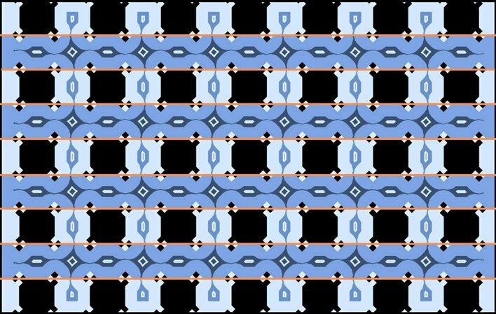 Ilusión óptica. Nuestro cerebro nos miente