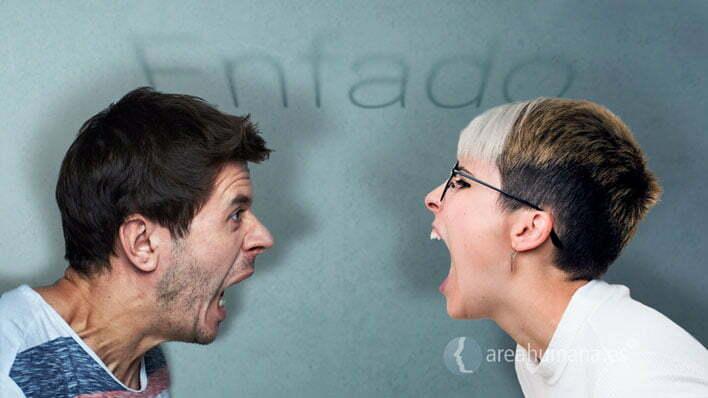 Consecuencias del enfado