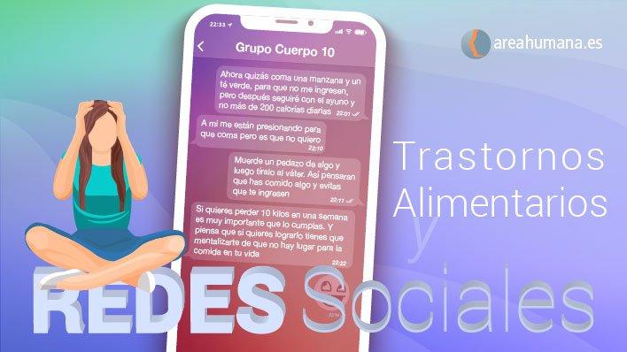 Trastornos alimentarios y redes sociales