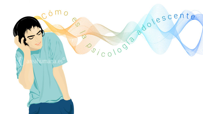 ¿Te gustaría conocer la psicología de tu hijo o hija adolescente?